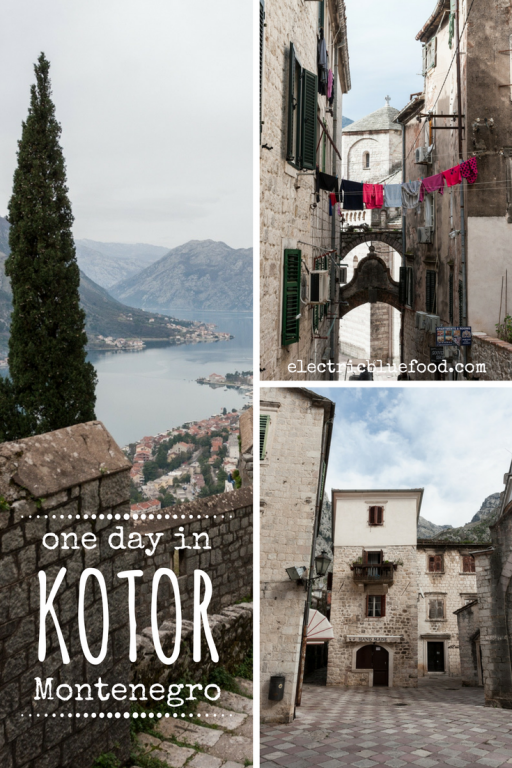 Located on the Bay of Kotor, a portion of the Adriatic sea well sheltered by mountains dramatically sinking into the waters that make the landscape incredibly similar to a fjord, Kotor was a delightful surprise to me.