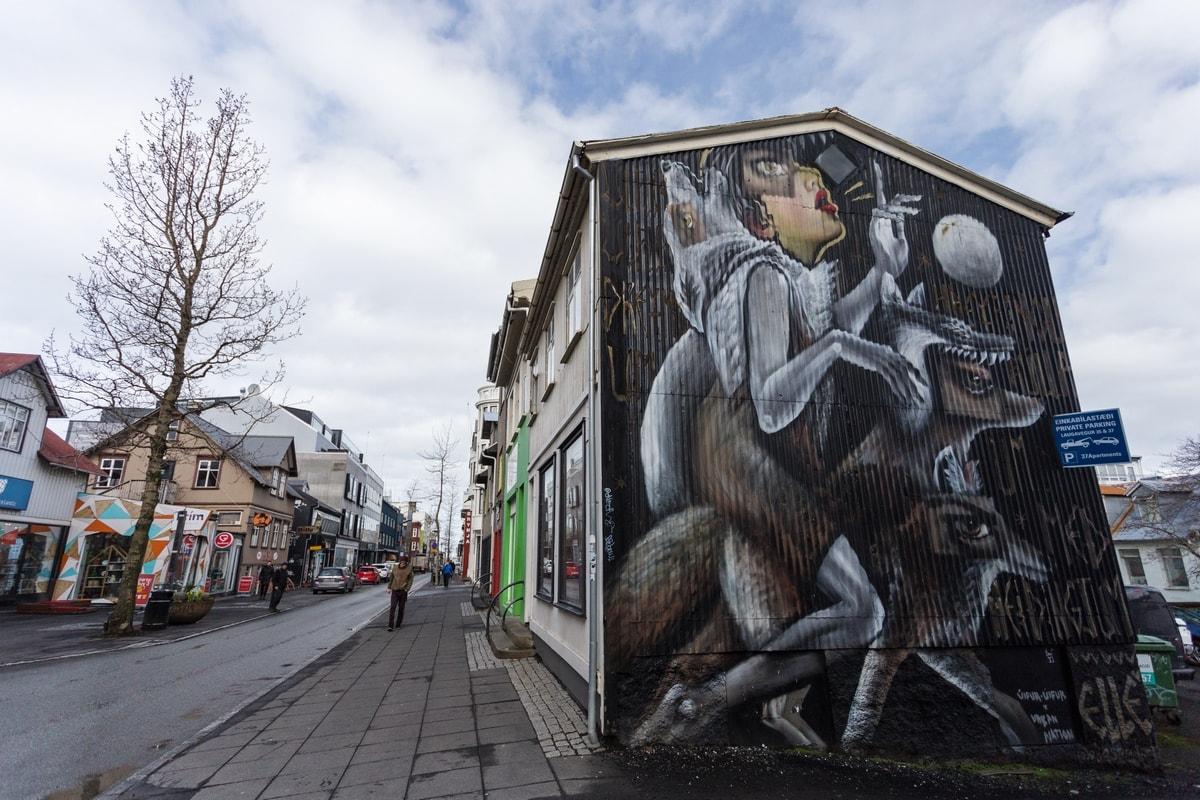 Reykjavík Iceland