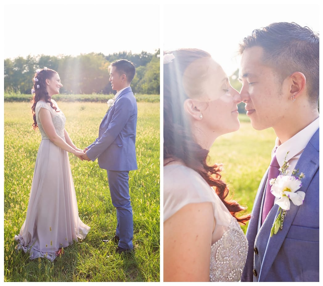 Italian-Australian couple wedding photosession