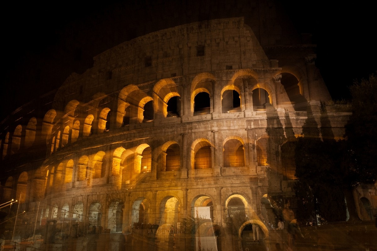 Rome, nocturnal