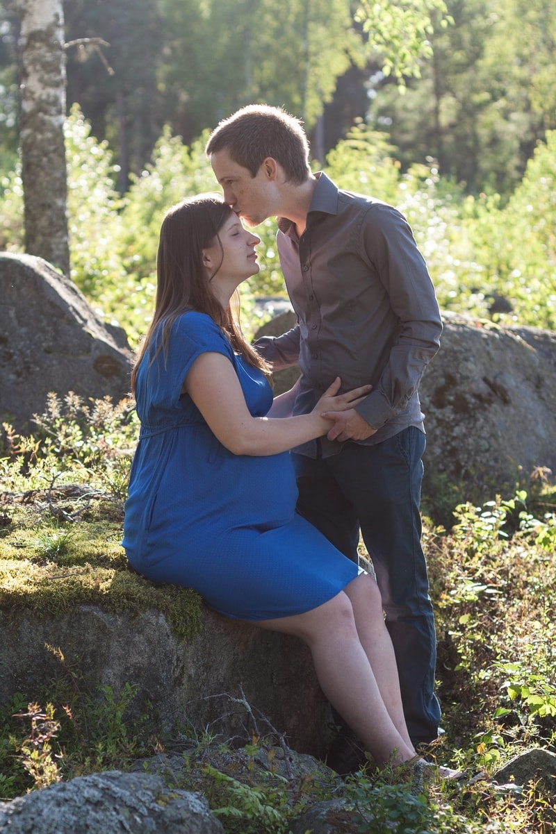 summer pregnancy photos