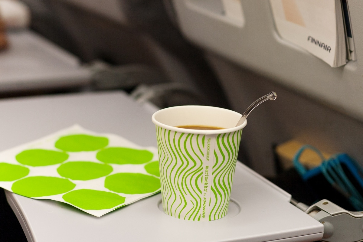 finnair coffee