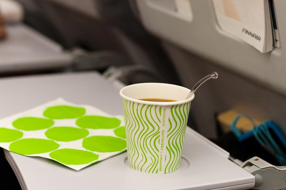 finnair coffee