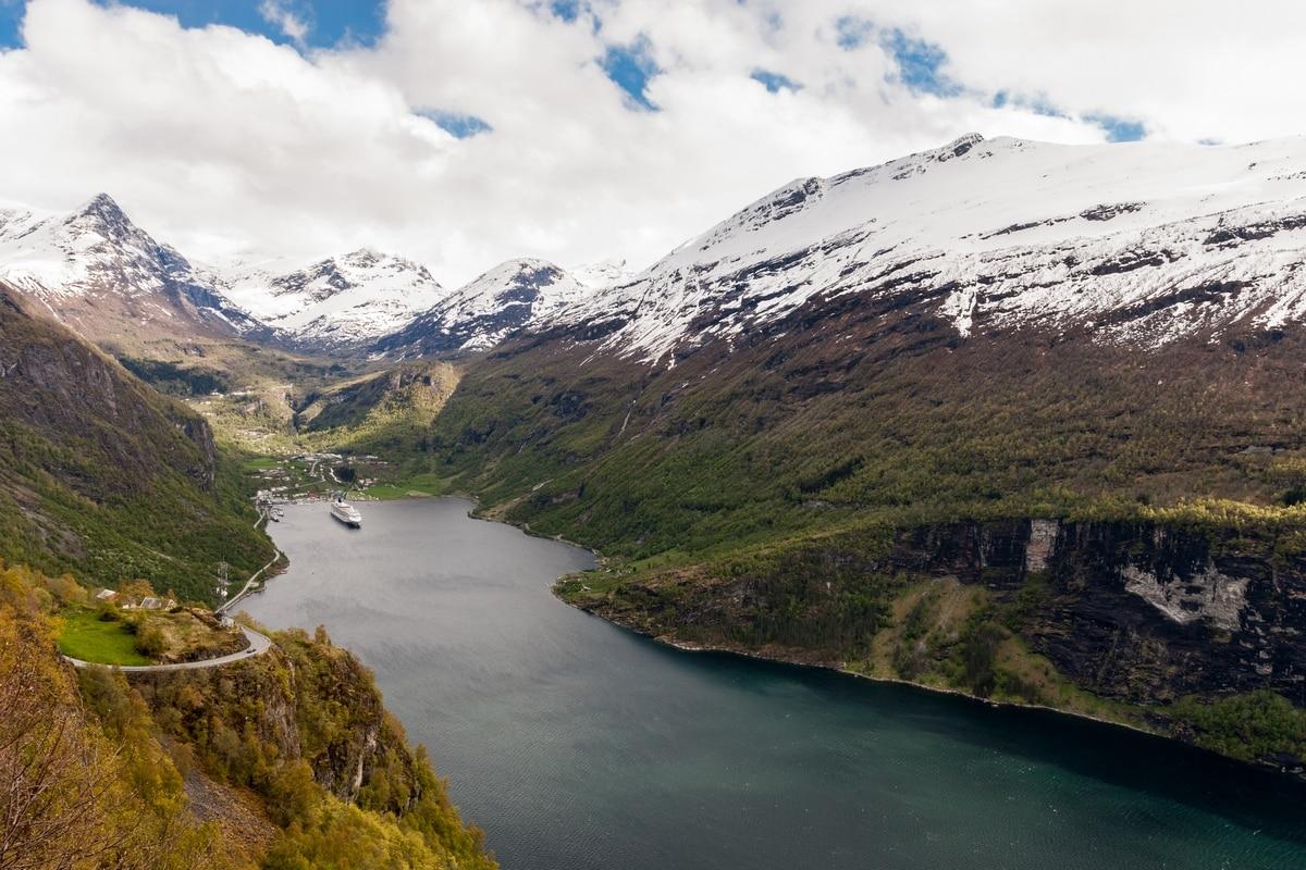 Atlantic Norway Road Trip - Geirangerfjord
