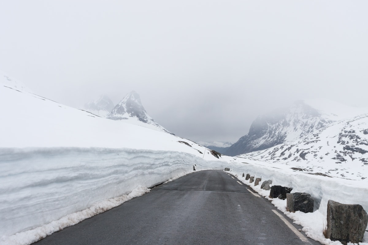 Atlantic Norway Road Trip - Trollstigem