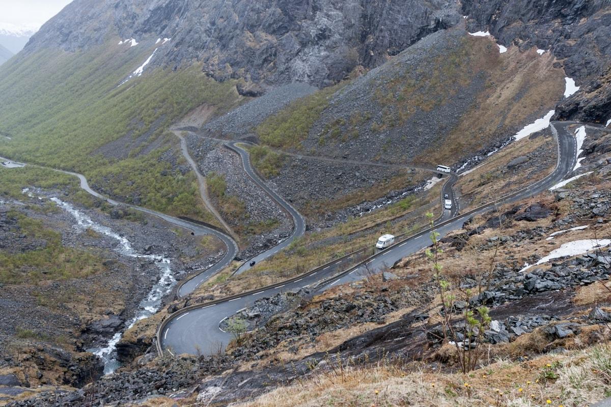 Atlantic Norway Road Trip - Trollstigen