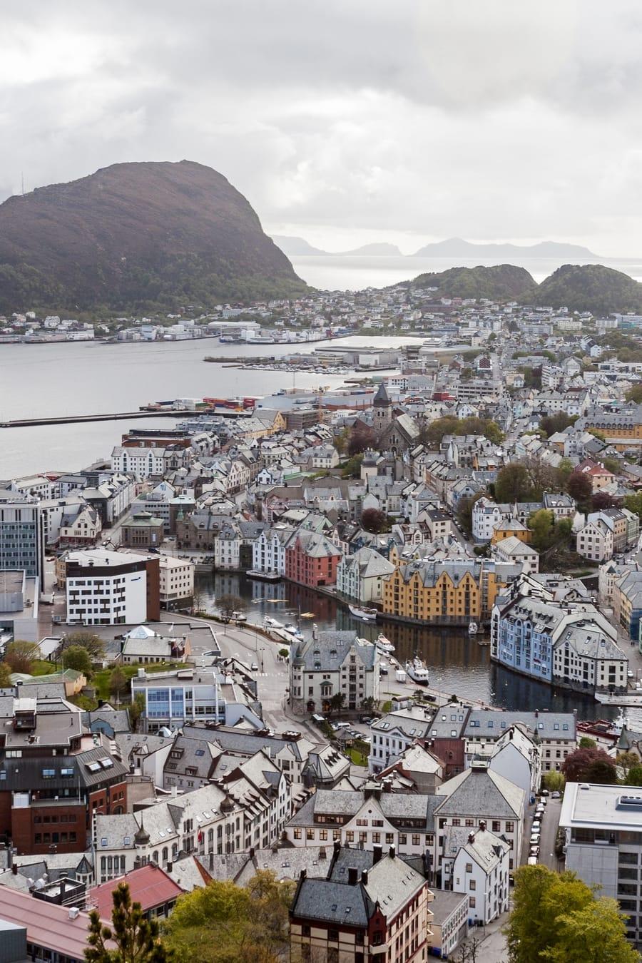 Atlantic Norway Road Trip - Ålesund