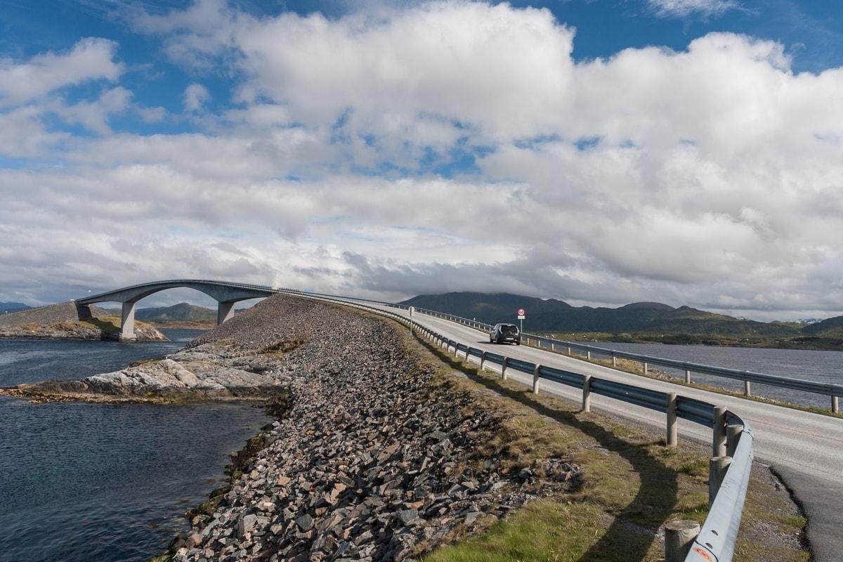 Atlantic Norway Road Trip - Atlantic Ocean Road