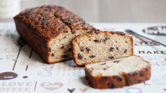 banana bread chocolate chips