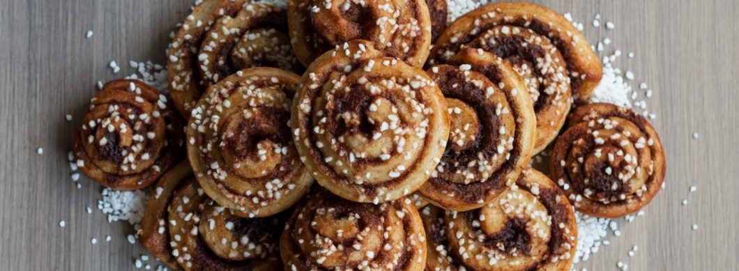 kanelbullar swedish cinnamon bun