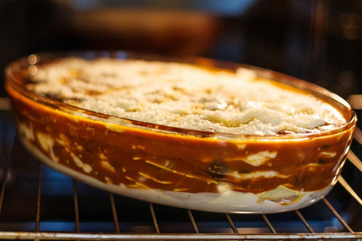 vegetarian lasagne eggplant sauce