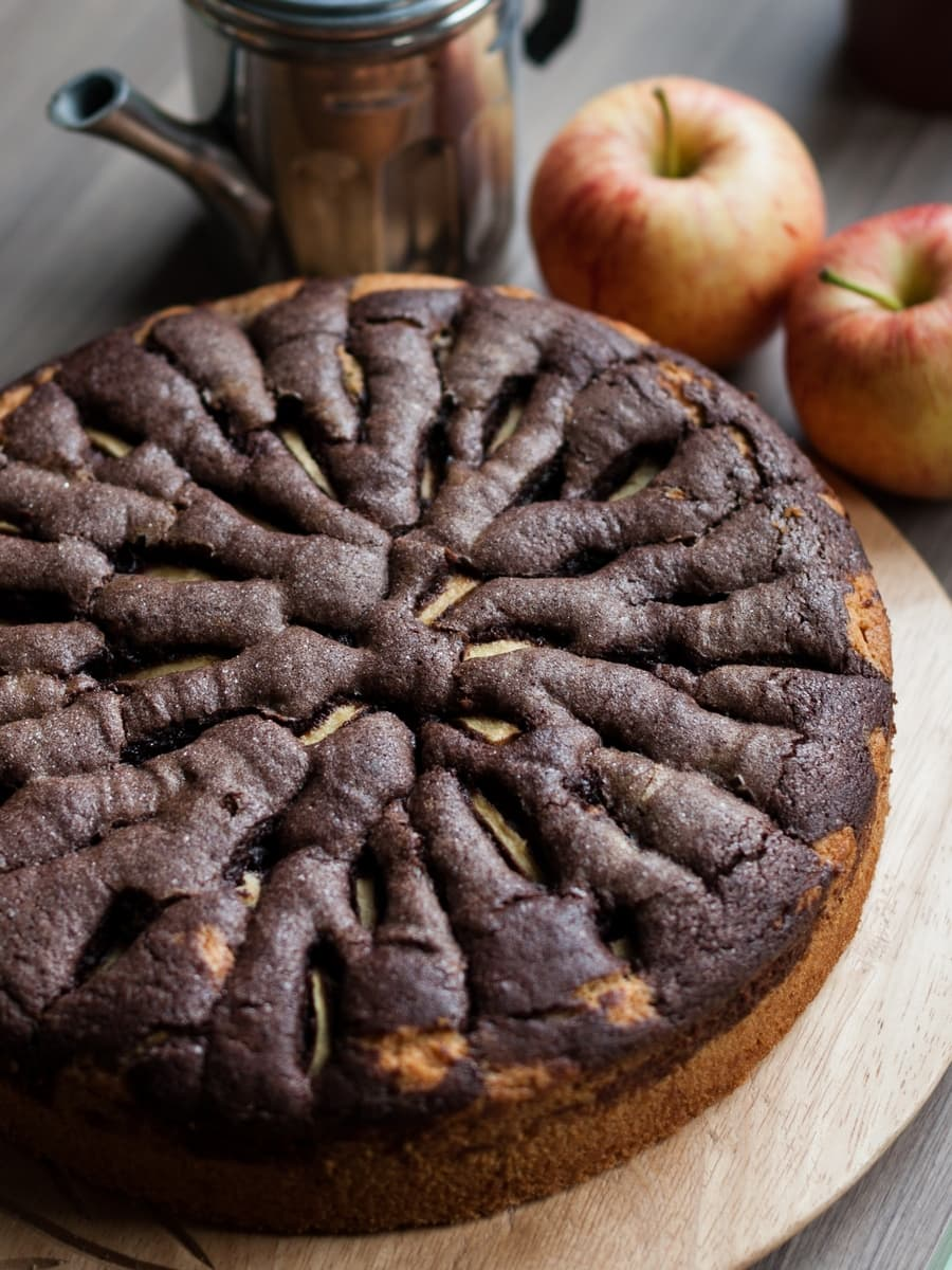 fale dunaju polish apple cake