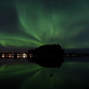 aurora borealis dalarna