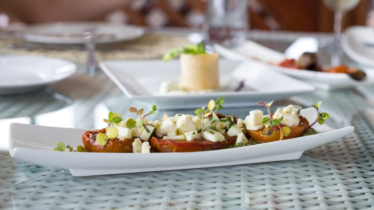 essque zalu zanzibar resort food