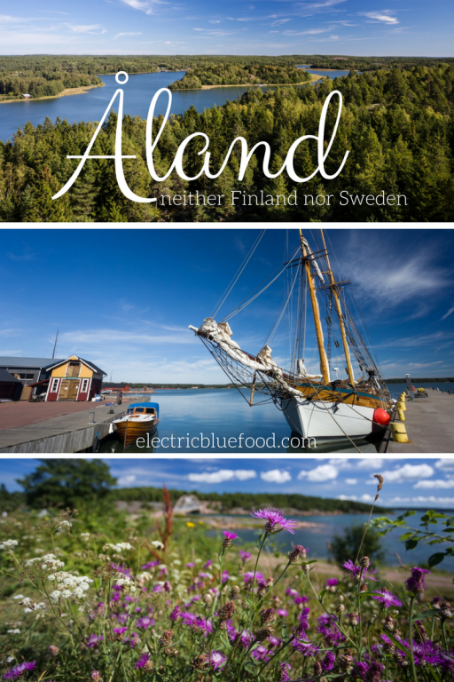 The Åland archipelago lays between Sweden and Finland. Although not the most famous destination outside of Scandinavia, it is a popular summertime destination to many Swedes and Finns.