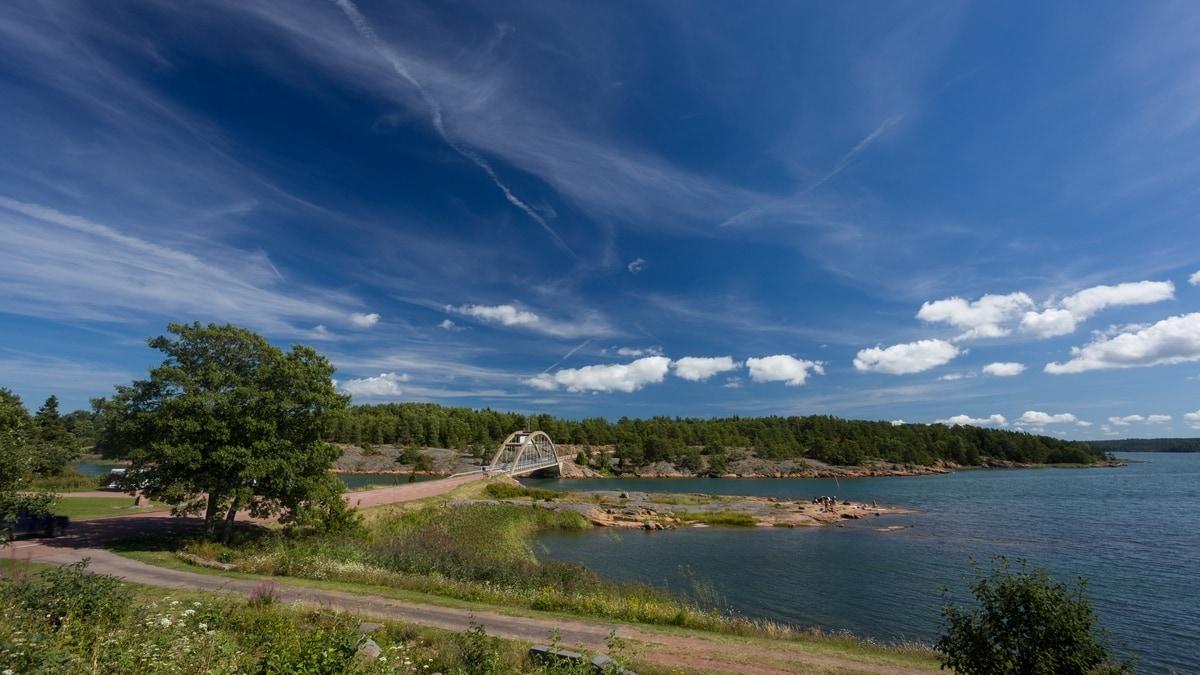 åland archipelago finland