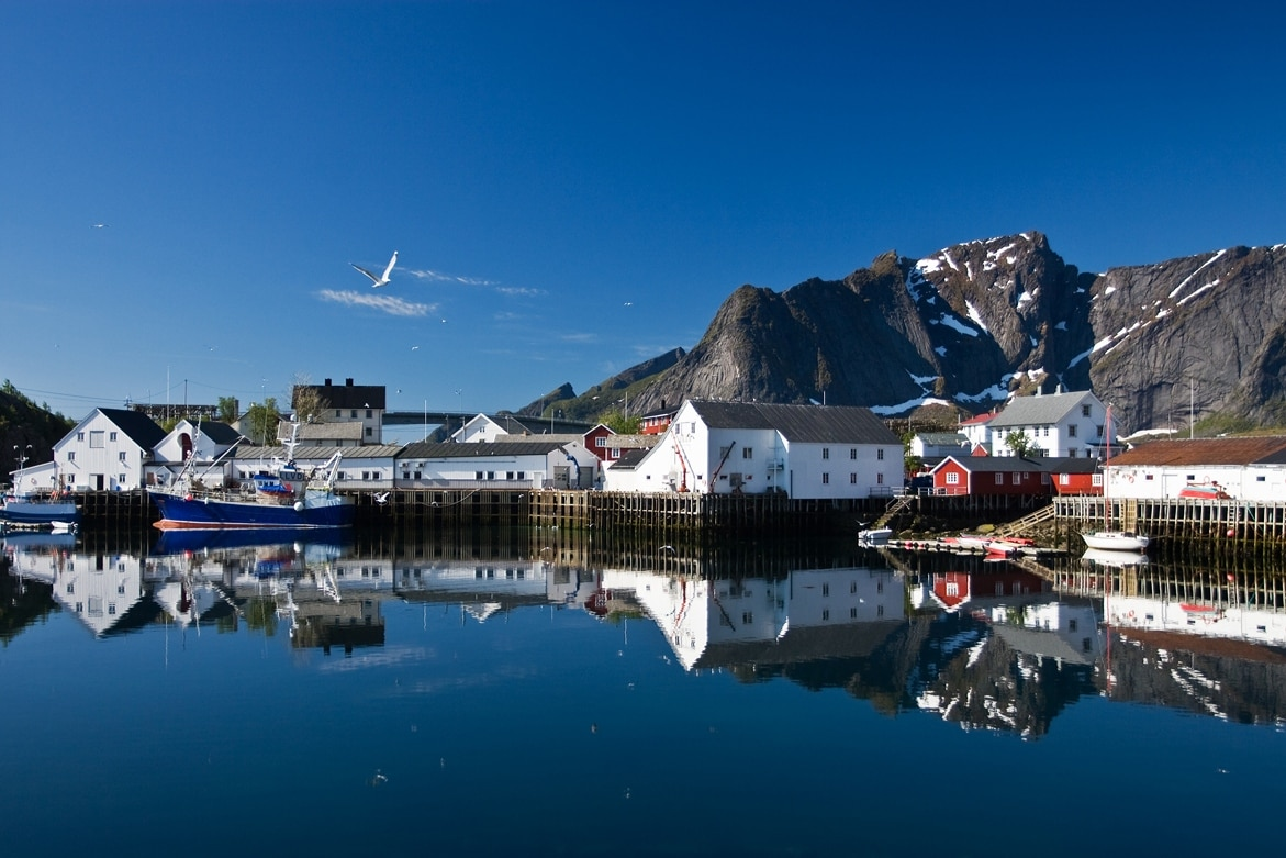 lofoten archipelago northern norway