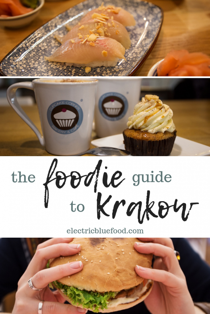 An overview of my favourite eateries from my expat time in Krakow. Your Krakow foodie giude.