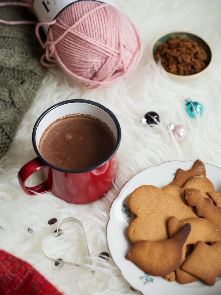 lazy sunday hot chocolate