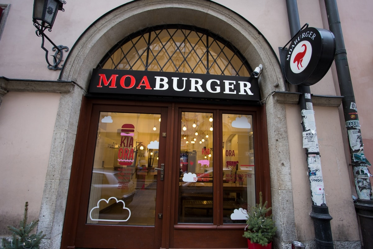moaburger new zealand burger krakow
