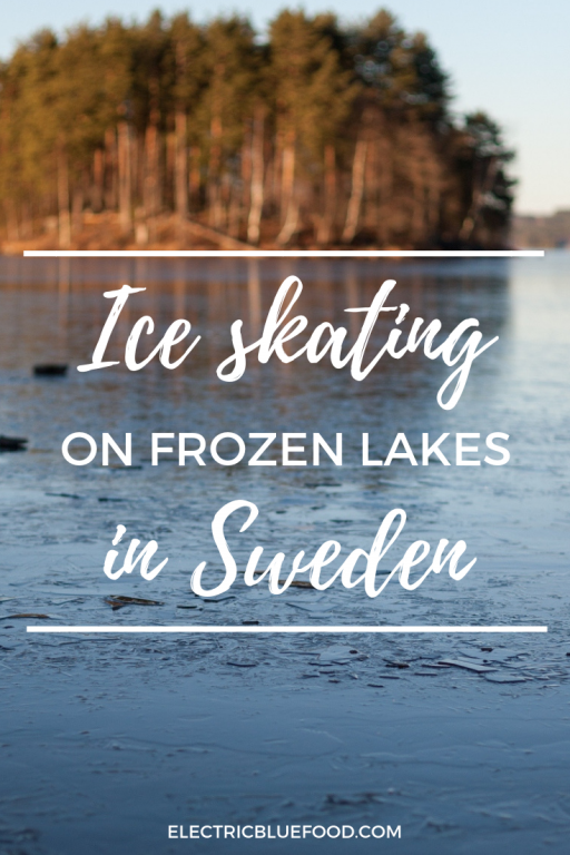 All you need to know to go ice skating on frozen lakes in Sweden.