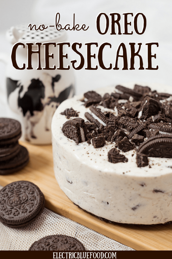 Easy and delicious no-bake Oreo cheesecake recipe