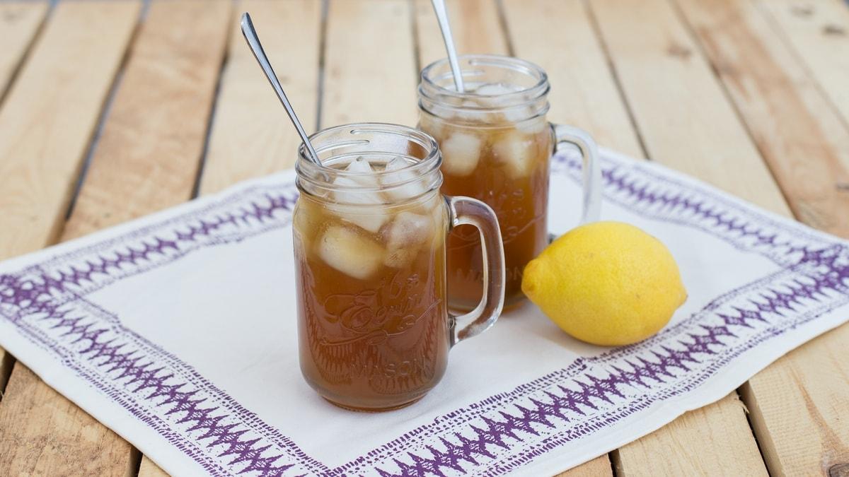 brown sugar lemonade