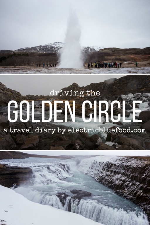 From Reykjavik all the major attractions of the Golden Circle are just a daytrip away. In one day one can visit the geysers, Gullfoss waterfall and the place where the European and North American tectonic plates meet. And then go back to Reykjavik for the night.