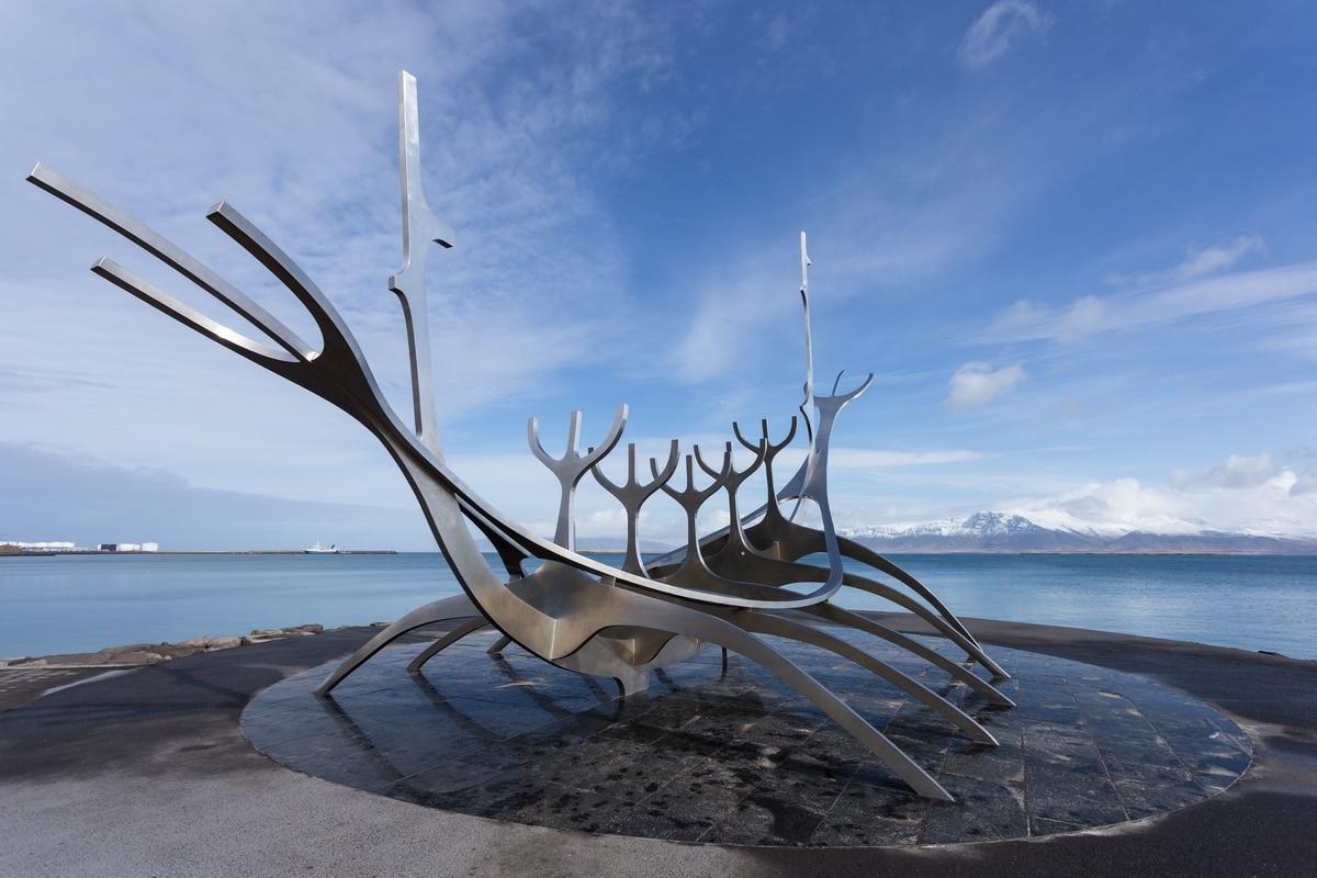 Reykjavík Iceland sun voyager