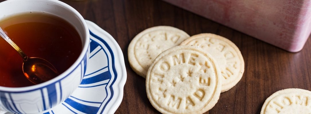 vanilla butter biscuits recipe