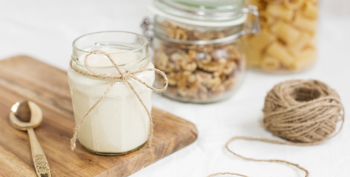 Creamy walnut pasta sauce recipe