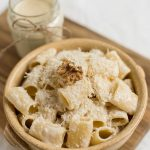 Creamy walnut pasta sauce recipe