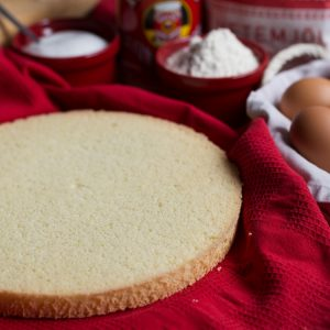 The easiest recipe to nail a fluffy sponge cake.