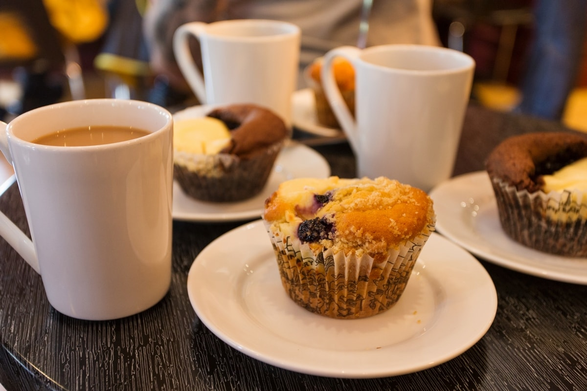 The art of fika in Stockholm: the muffin bakery