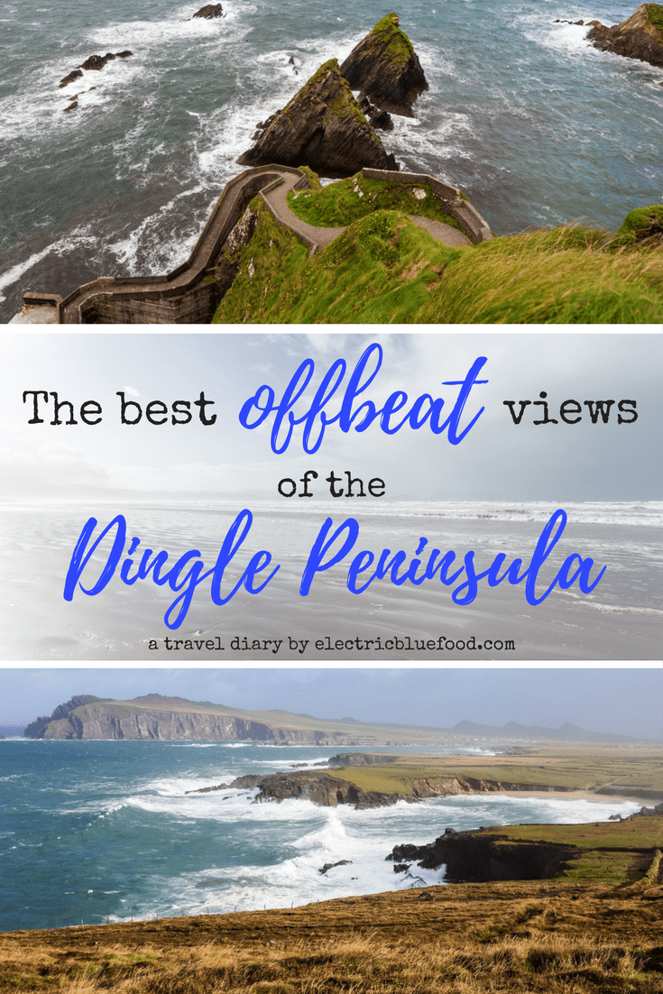 The tip of the Dingle peninsula is the westernmost point of Ireland. A shorter drive than the Ring of Kerry, it features some of the finest views of Ireland