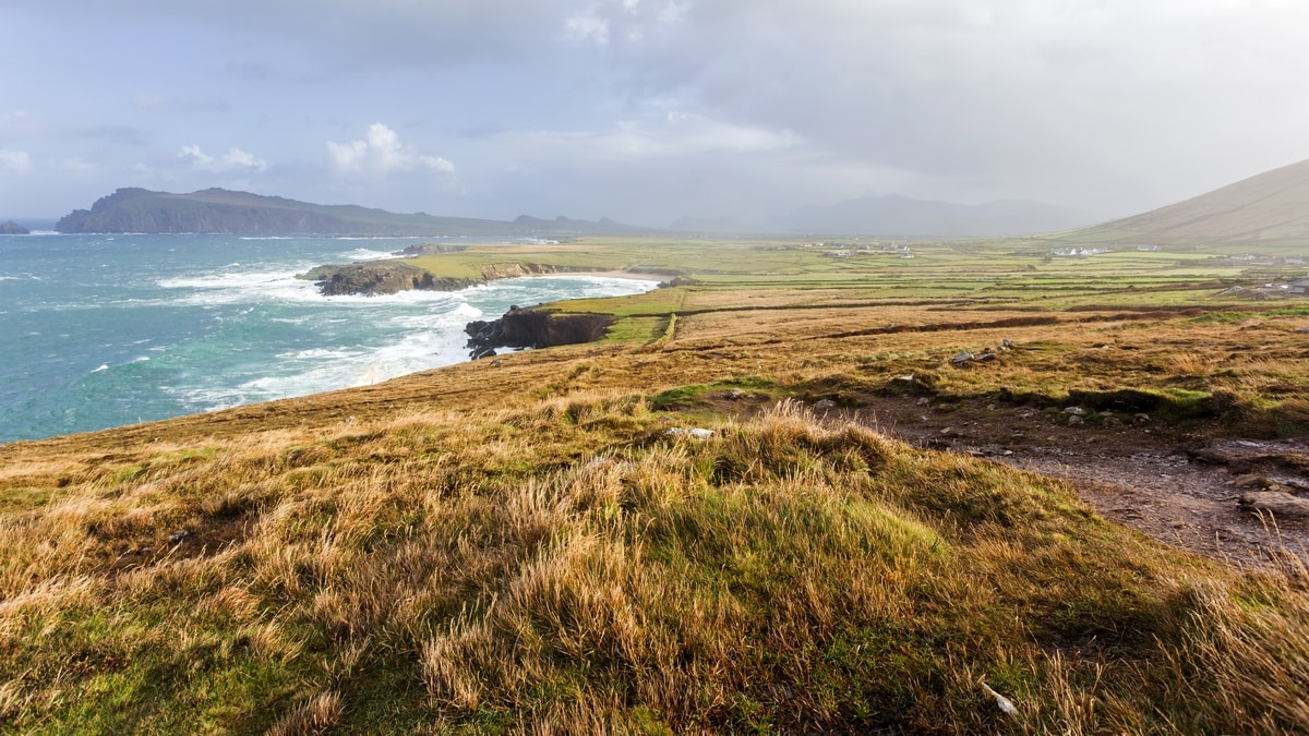 Best offbeat views of the Dingle peninsula, Ireland