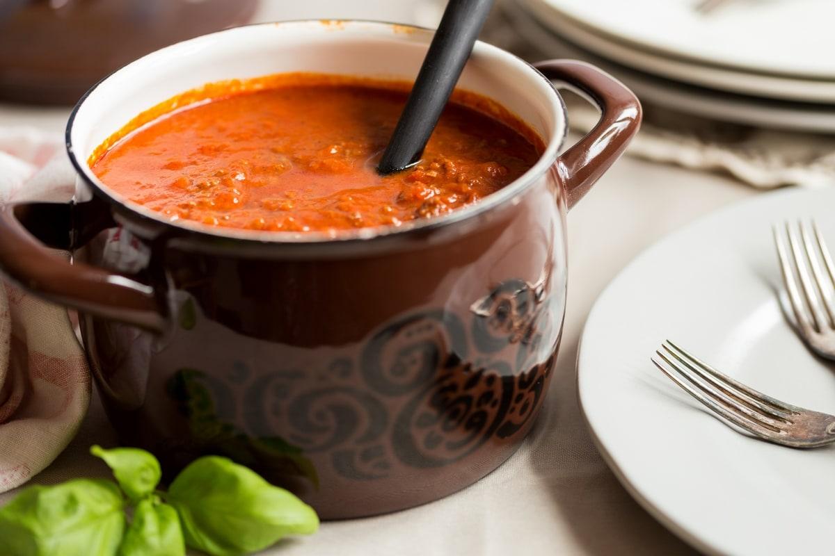 ragù bolognese sauce recipe
