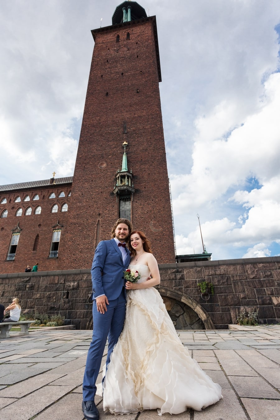 My Stockholm wedding: how I organized a wedding abroad