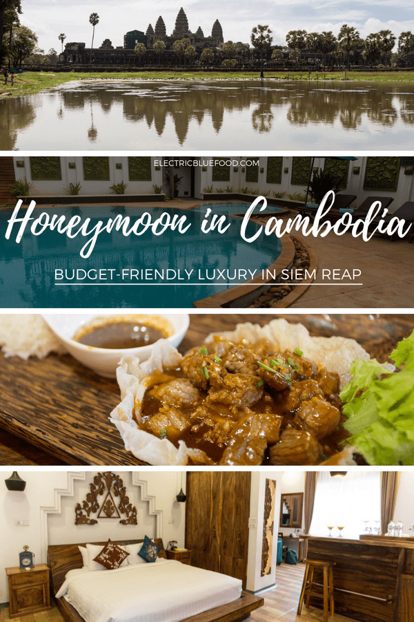 Honeymoon in Cambodia. Budget friendly luxury in Siem Reap