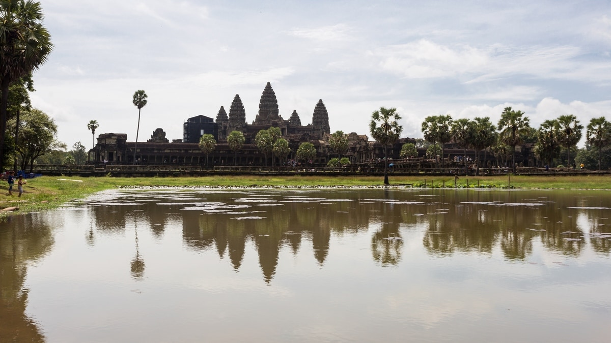 Honeymoon in Cambodia: Angkor Wat