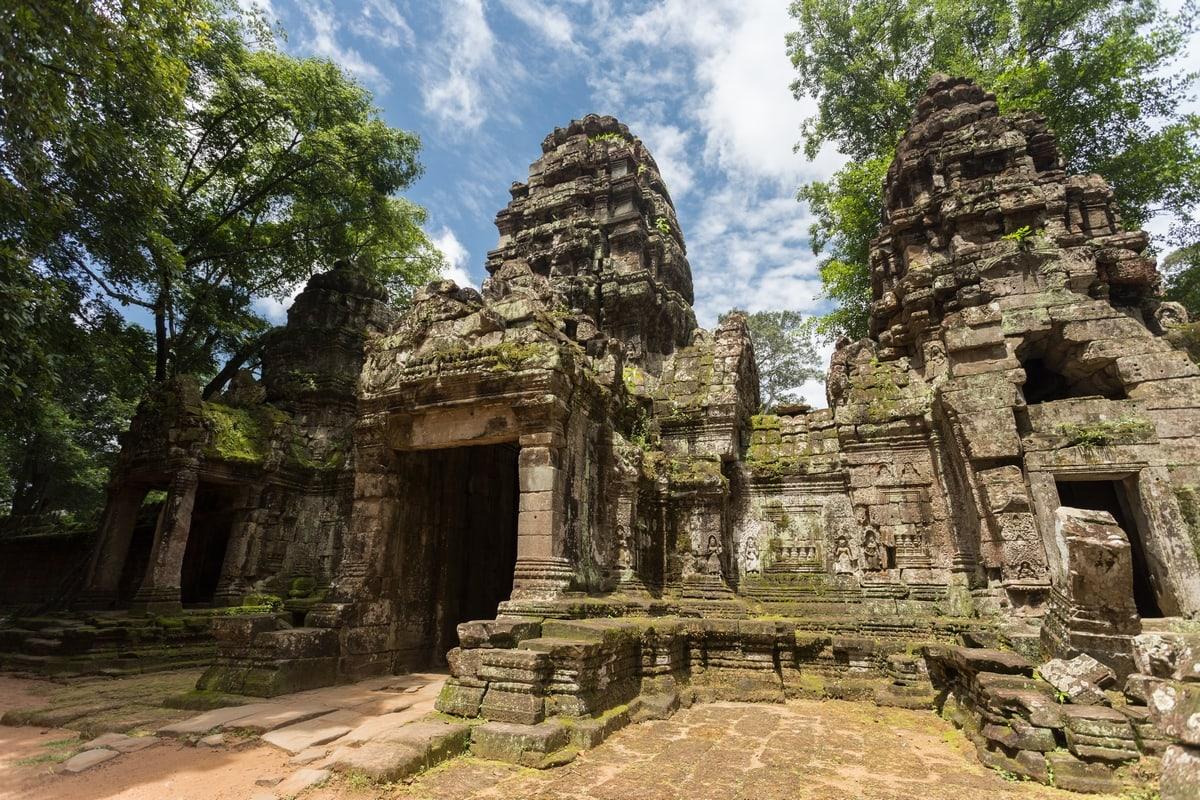 Honeymoon in Cambodia: Angkor Wat