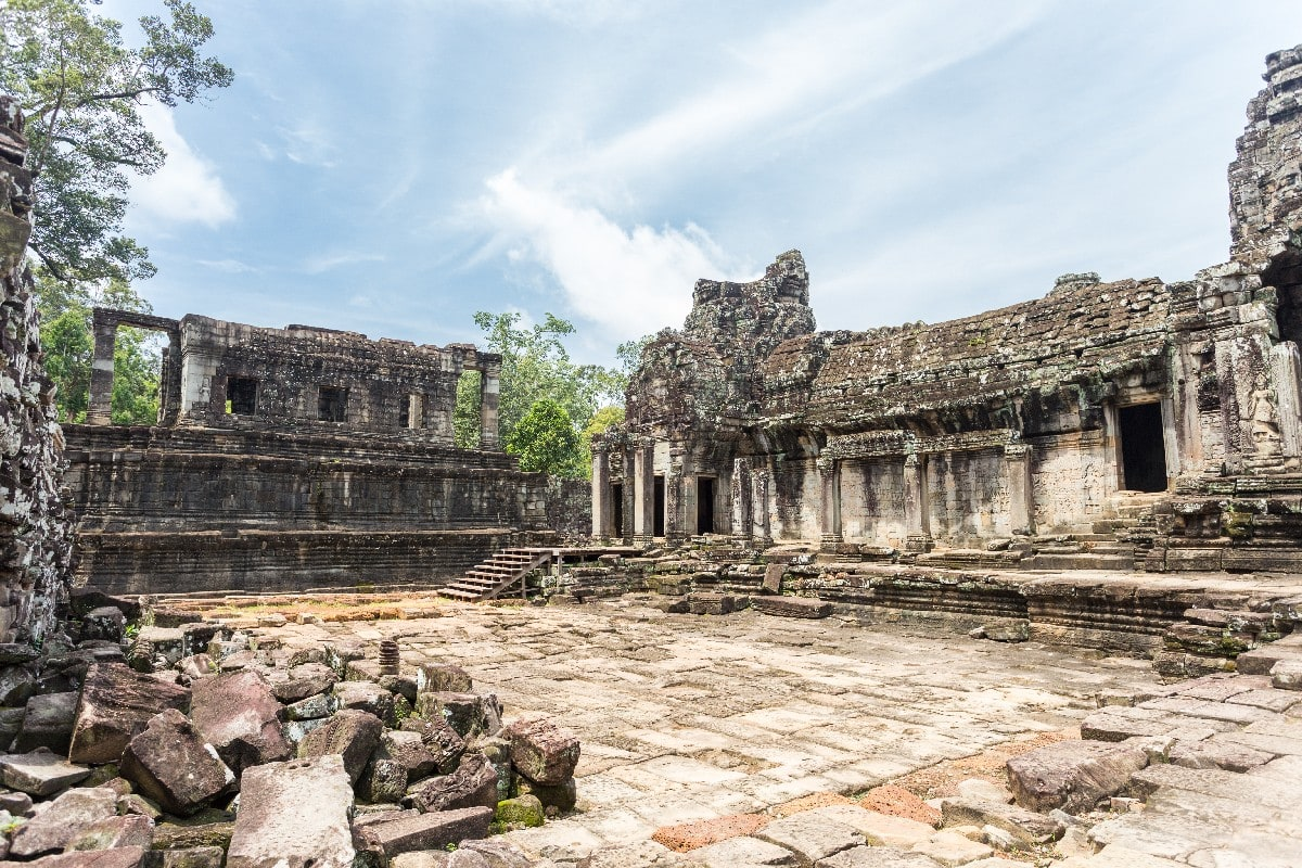 Temples of Angkor Cambodia - Angkor Wat