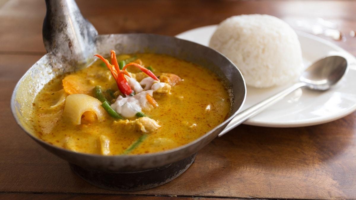Cambodia food Pub Street Siem Reap