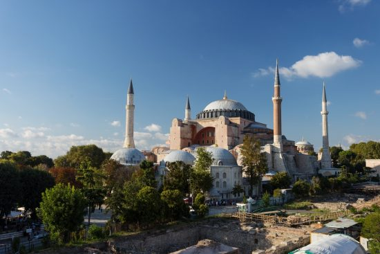 Visit Istanbul on a layover