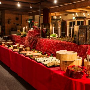julbord at romme alpin toppstuga