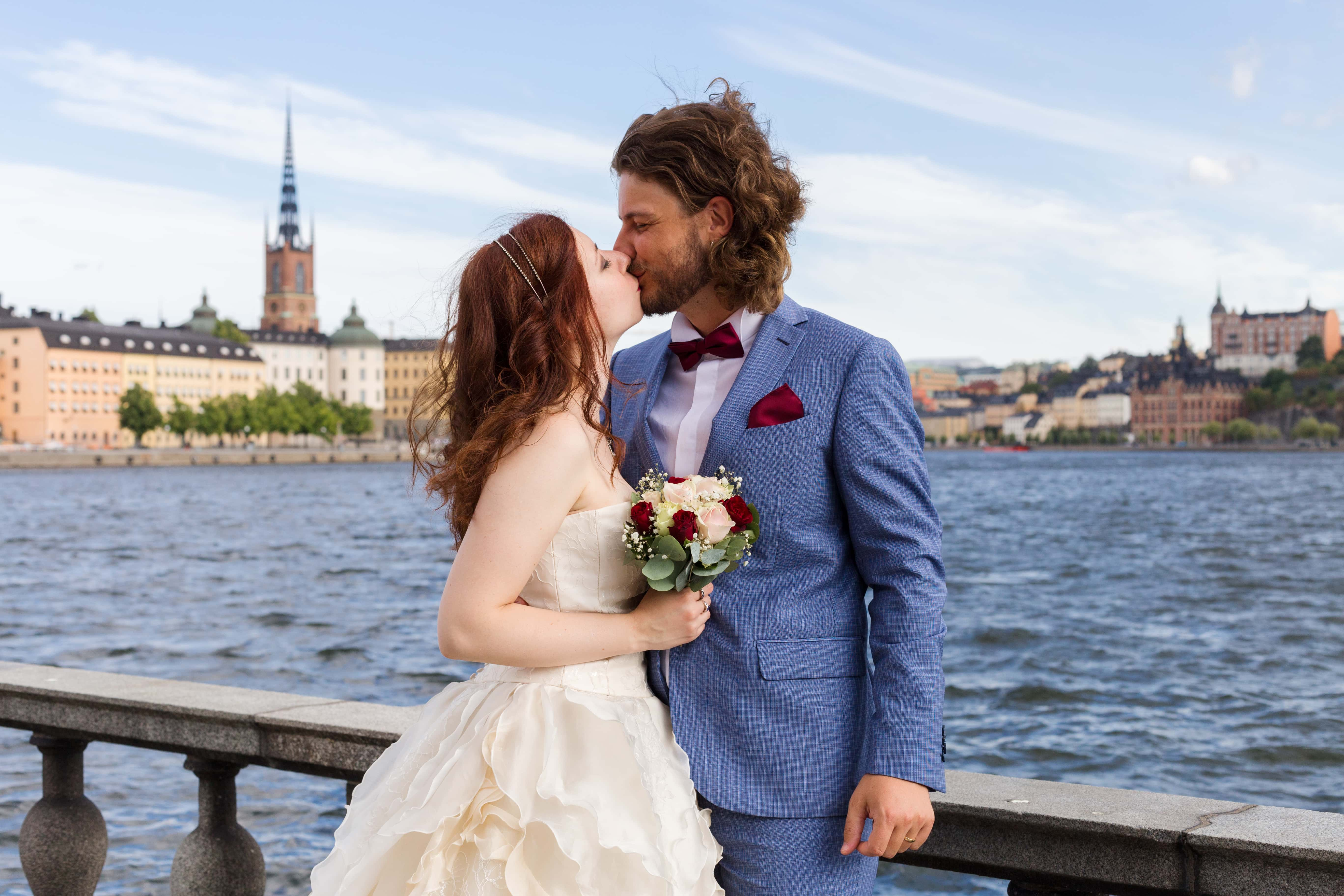 stockholm wedding photo