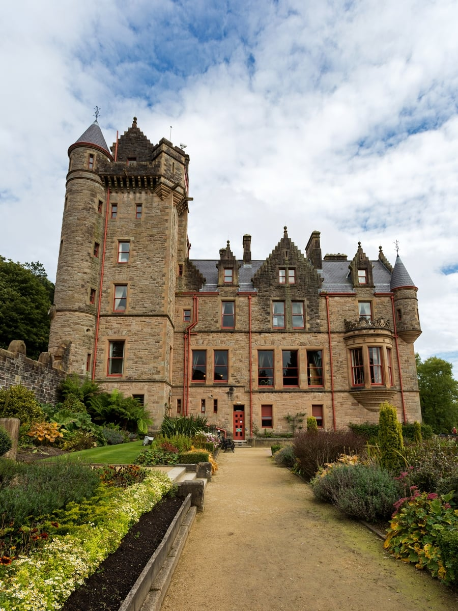 Belfast Castle outdoor