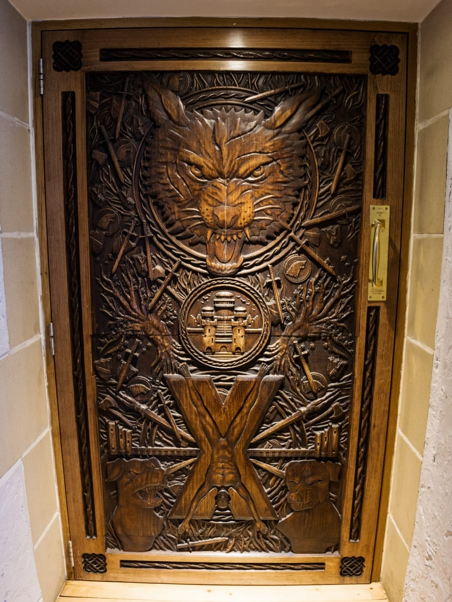 game of thrones door tourism ireland