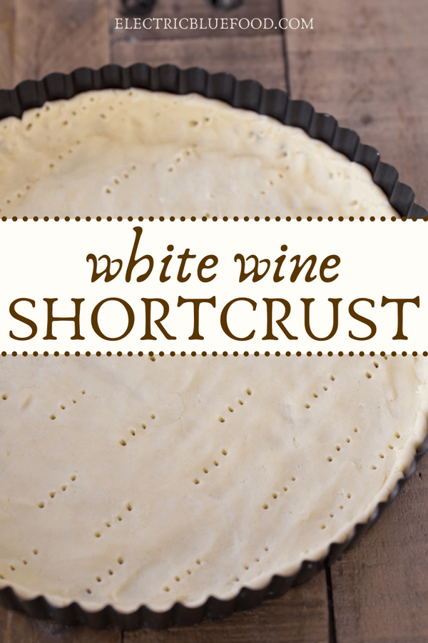 Easy homemade shortcrust pastry from scratch.